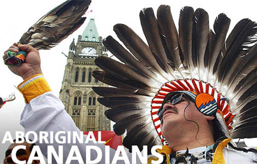 aboriginal canadians